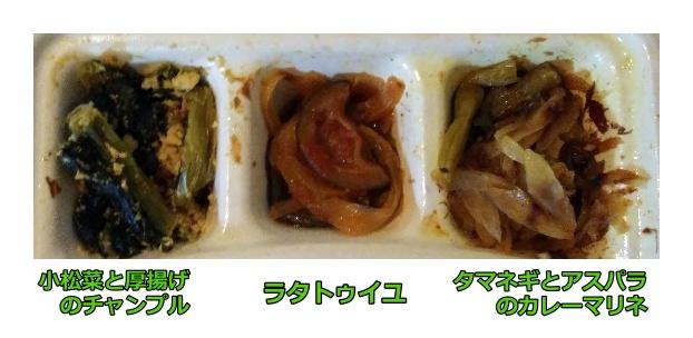 nosh彩り酢豚副菜